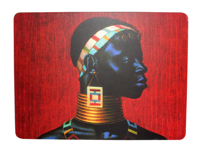 Tretchikoff 'Ndebele Woman' Placemat