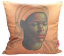 Tretchikoff 'Basotho Girl' Cushion Cover 50x50cm