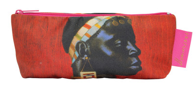 Tretchikoff 'Ndebele Woman' Makeup Purse