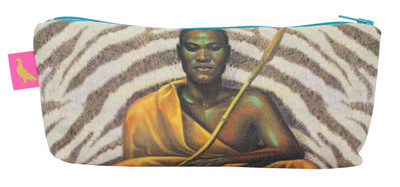 Tretchikoff 'Xhosa Warrior' makeup purse