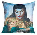 Tretchikoff Lady from Orient Cushion