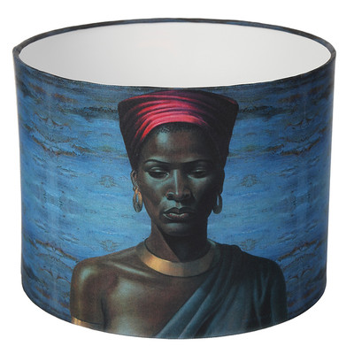 Tretchikoff Zulu Girl Lampshade