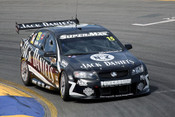 10007 - Rick Kelly  Holden Commodore VE - Clipsal 500 Adelaide  2010 - Photographer Craig Clifford