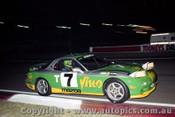 93012 - G. Waldon & A. Jones  Mazda RX7S - 1993  Bathurst James Hardie 12 Hour- Photographer Lance J Ruting