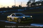 94019 - G. Hansford & N. Crompton Mazda RX7S - Hardie Ferodo 12 Hour Bathurst  1994 - Photographer Lance J Ruting