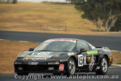 95024 - G. Crick / Jack Brabham/ Ross Palmer Honda NSX  1995 Eastern Creek 12 Hour - Photographer Lance J Ruting