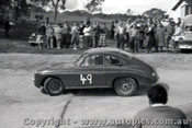60906 - H. Firth Porsche - Templestowe Hill Climb 25th September 1960 - Photographer Peter D Abbs