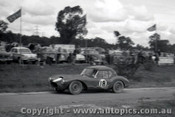 60909 - J. Reaburn  Buchanan Holden - Templestowe Hill Climb 25th September 1960 - Photographer Peter D Abbs