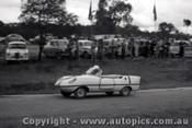 60912 - R. Moore  Goggomobile Dart - Templestowe Hill Climb 25th September 1960 - Photographer Peter D Abbs