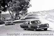 67755  - H. Firth / F. Gibson  -  Bathurst 1967 - 1st Outright & Class D Winner - Ford Falcon XR GT - Photographer Lance J Ruting