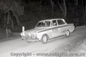 67822 - Ian Roberts  Ford Cortina - Southern Cross Rally 1967 - Photographer Lance J Ruting