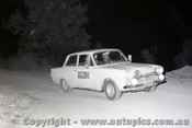 67827 - Ford Cortina - Southern Cross Rally 1967 - Photographer Lance J Ruting