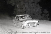 67828 - Ford Cortina - Southern Cross Rally 1967 - Photographer Lance J Ruting