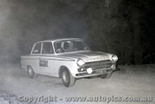 67829 - Ford Cortina - Southern Cross Rally 1967 - Photographer Lance J Ruting