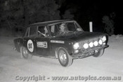 67836 - D. Forster & P. Battrick - Fiat 124 - Southern Cross Rally 1967 - Photographer Lance J Ruting