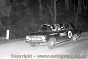 67837 - D. Forster & P. Battrick - Fiat 124 - Southern Cross Rally 1967 - Photographer Lance J Ruting