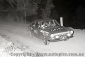 67838 - Fiat 850 Coupe - Southern Cross Rally 1967 - Photographer Lance J Ruting