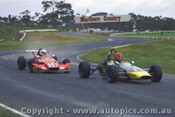 73534 - D. Green Wren & B. Shead Cheetah Toyota - Sandown 1973 - Photographer Peter D Abbs