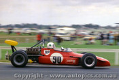 73540 - B. Cameron  Brabham BT36 - Sandown 1973 - Photographer Peter D Abbs