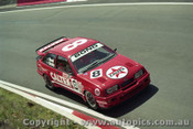 92729  - Colin Bond / John Smith - Ford Sierra RS500  -  Bathurst 1992 - Photographer Lance Ruting