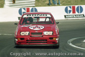 92730  - Colin Bond / John Smith - Ford Sierra RS500  -  Bathurst 1992 - Photographer Lance Ruting