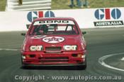 92730  - Colin Bond / John Smith - Ford Sierra RS500  -  Bathurst 1992 - Photographer Lance Ruting