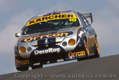 202706 - Mark Larkham / Will Power Falcon AU - Bathurst 2002 - Photographer Craig Clifford