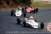 83521 - G. Waters Elwyn / M. Quinn Lola / B. Connoly Galloway Formula Ford - Amaroo  Park 1983 - Photographer Ray Simpson