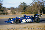 83524 - Peter Hopwood Ralt RT4 - Oran Park 1983 - Photographer Ray Simpson