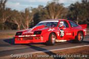 84065 - Neil Brain Monza - Oran Park 1984  - Photographe  Ray Simpson