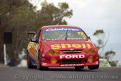 202712 - P. Radisich & S. Johnson  Falcon AU - Bathurst 2002 - Photographer Craig Clifford