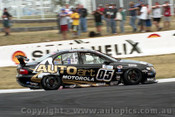 202720 - P. Brock & C. Baird Holden Commodore VX - Bathurst 2002 - Photographer Craig Clifford