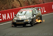202722 - P. Brock & C. Baird Holden Commodore VX - Bathurst 2002 - Photographer Craig Clifford