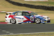 202728 - G. Murphy & T. Kelly  Holden Commodore VX - Bathurst 2002 - Photographer Craig Clifford