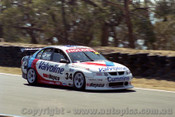 202730 - G. Tander & J. Bargwanna  Holden Commodore VX - Bathurst 2002 - Photographer Craig Clifford