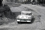60008 - W. Gillett Ford Fairlane - Templestowe Hill Climb 1960 - Photographer Peter D Abbs