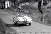 60011 -  R. S. Moore. Goggomobile Dart - Rob Roy Hill Climb 1960 - Photographer Peter D Abbs