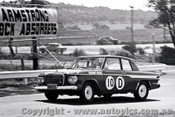 65739 -  Warren Weldon & Bill Slattery  Studebaker Lark   Bathurst 1965 - Photographer Lance J Ruting