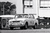 65749 - Car 46 Datsun   Bathurst 1965 - Photographer Lance J Ruting