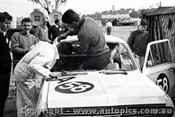 65754 - Don Mudd & Tony Kavanagh Vauxhall Viva   Bathurst 1965 - Photographer Lance J Ruting