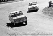 65756 - Gary Shoesmith & Tony Robards Vauxhall Viva   Bathurst 1965 - Photographer Lance J Ruting