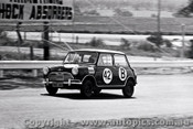 65759 - Barry Ferguson & Ken Harrison Morris Cooper   Bathurst 1965 - Photographer Lance J Ruting