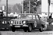 65764 - Brian McGrath & David Fraser Renault R8   Bathurst 1965 - Photographer Lance J Ruting