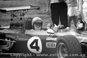 69561 - Derek Bell Ferrari Dino V6  - Tasman Series - Warwick Farm 19th February 1969 - Photographer David Blanch