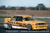 92027 - Tony Longhurst Bmw - Calder 1992 Photographer Ray Simpson