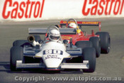 84521 - L. Cesario - Tiga FA83 - Oran Park 1984 - Photographer Lance J Ruting