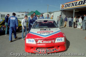 84834 - W. Cullen / A. Jones  Holden Commodore VK -  Bathurst 1984 - Photographer Lance Ruting