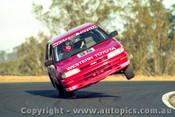 91023 - Toyota Corolla - Oran Park 1991 - Photographer Ray Simpson