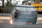 92028 - Win Percy & Allan Grice  Holden Commodore VP - Photographer Ray Simpson