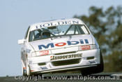 92030 - Peter Brock  Holden Commodore VP - oran Park 1992 - Photographer Ray Simpson